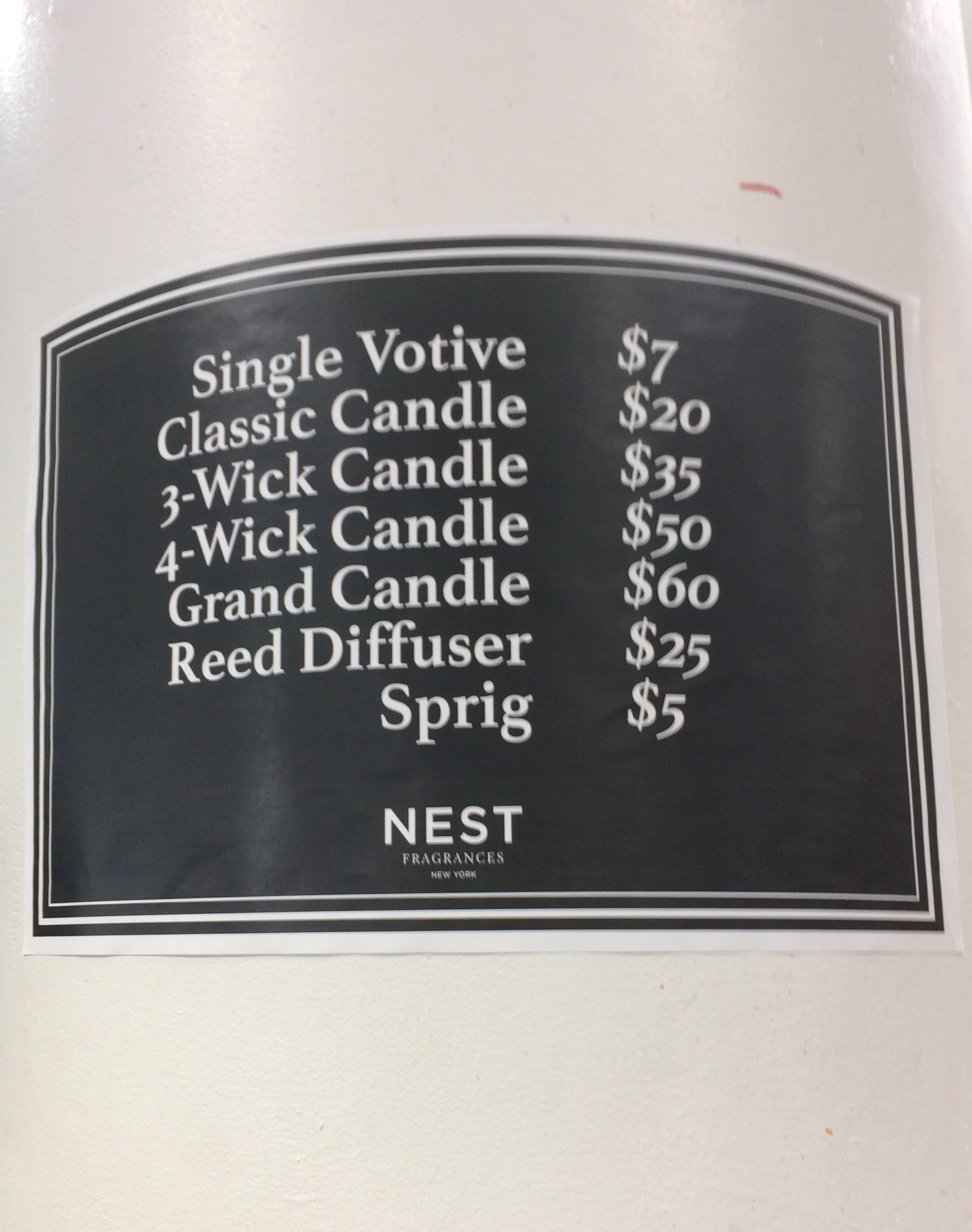 nest fragrance and s'ip by swell sample sale