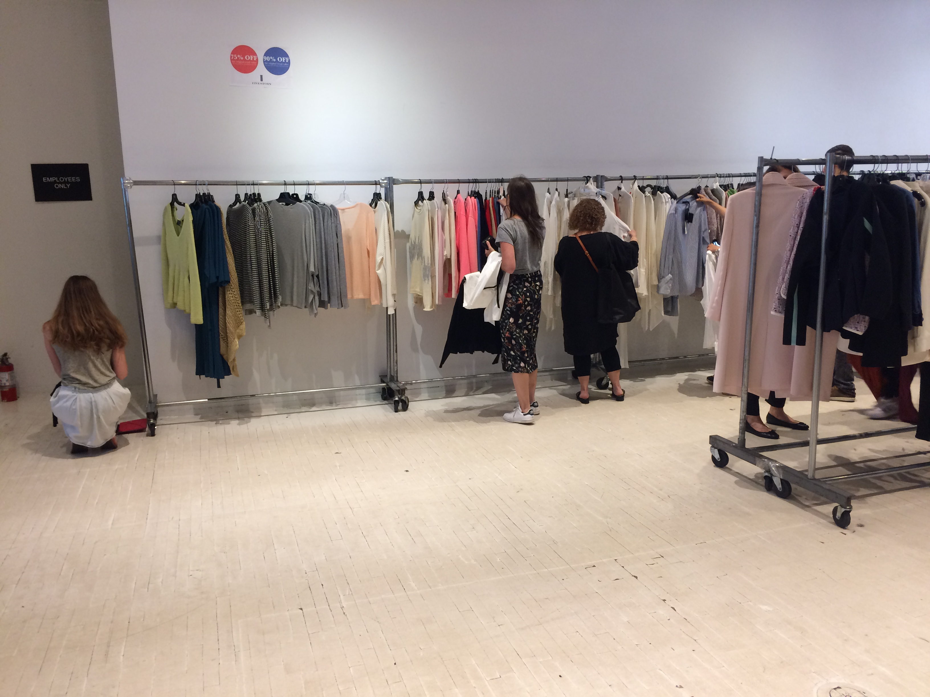five story sample sale, sample sales new york, sample sales new york city, sample sales ny