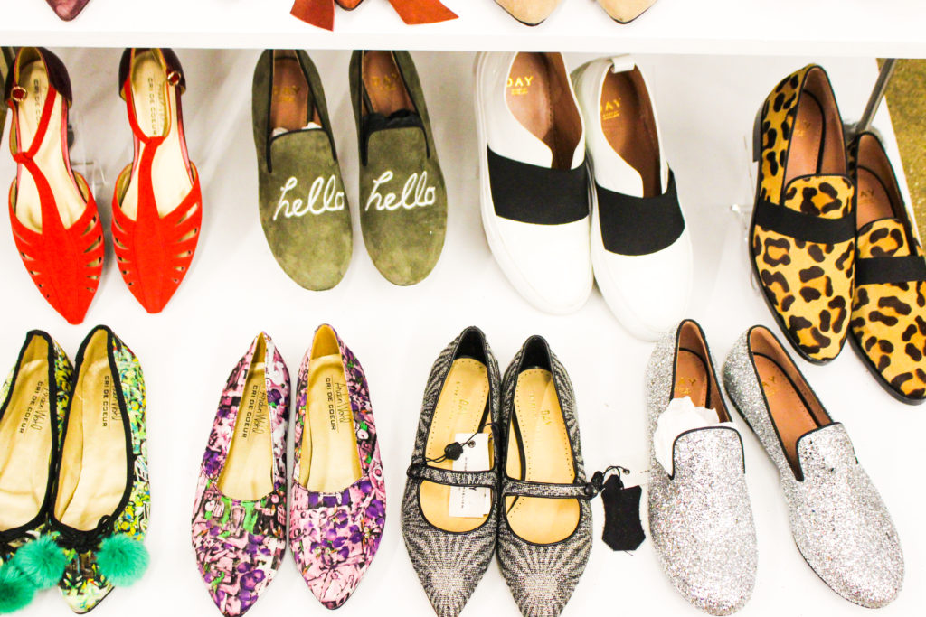 Day Shoes Showroom Seven Sample Sale NY