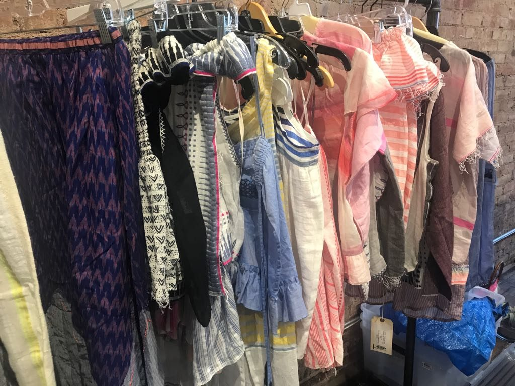 LEMLEM sample sale, new york, shopping, nyc, 2017, fashion, luxury priced items, discount