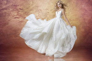WHITE GOWN sample sale