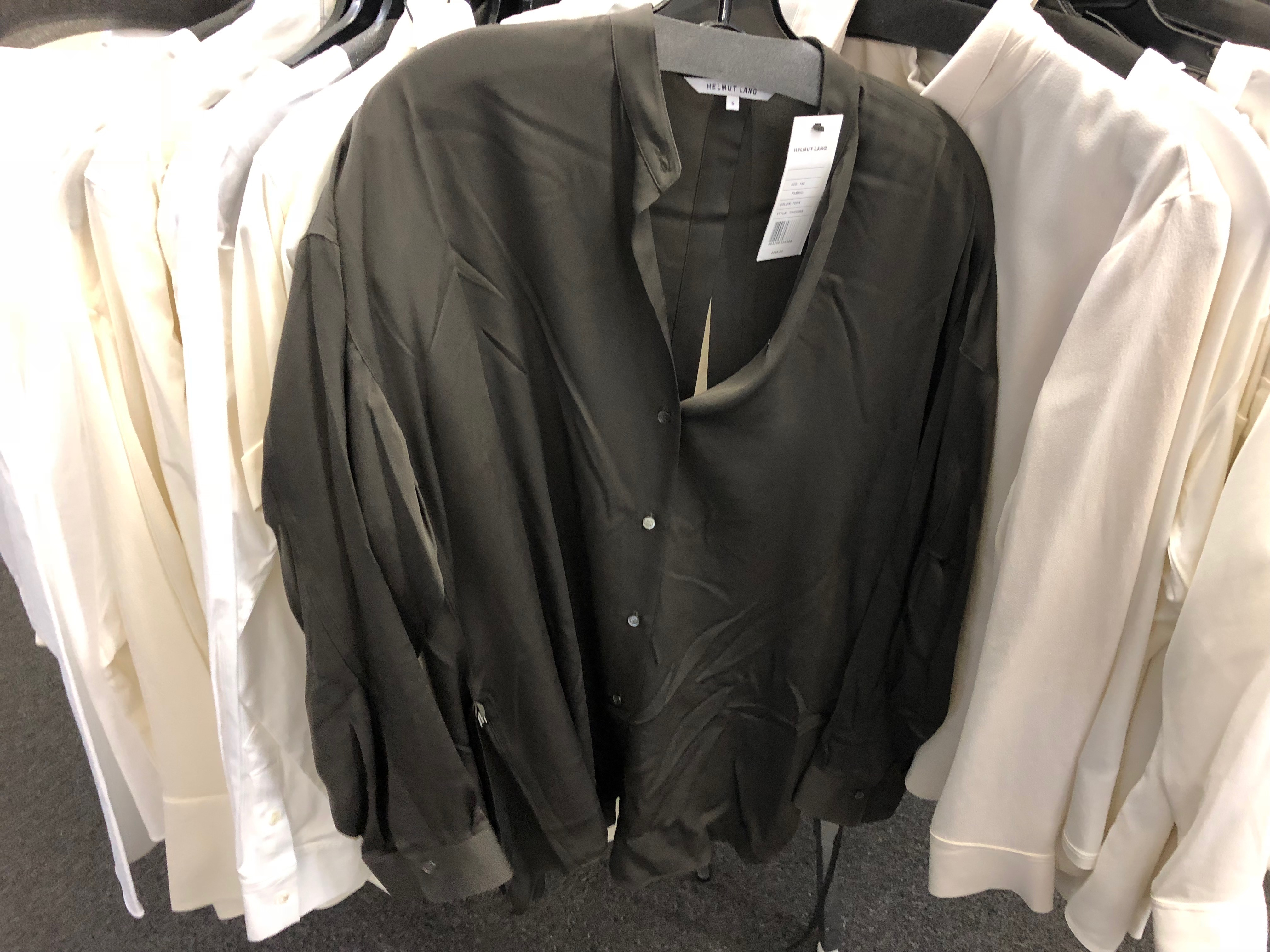 bfdd50046c High Fashion at Affordable Prices | Inside The Theory & Helmut Lang ...