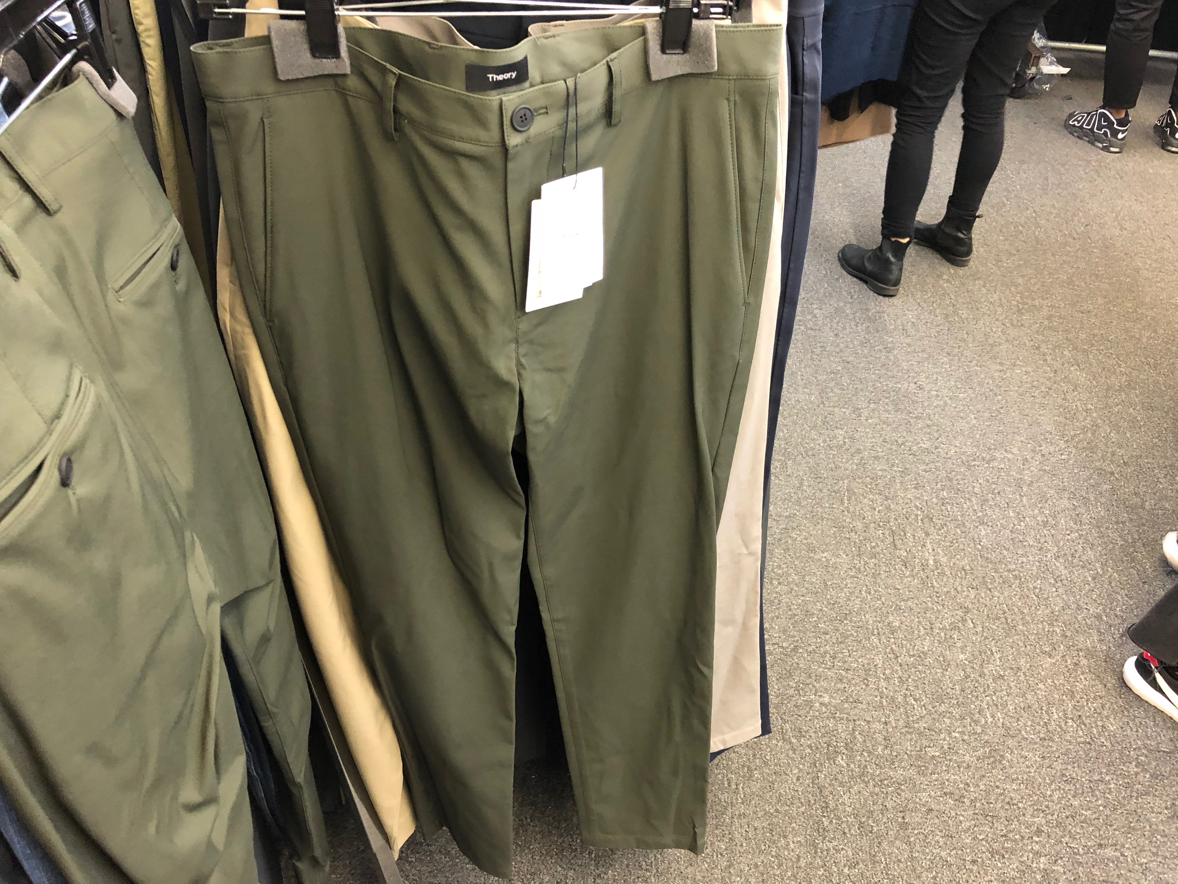 Theory Helmut Lang Sample Sale