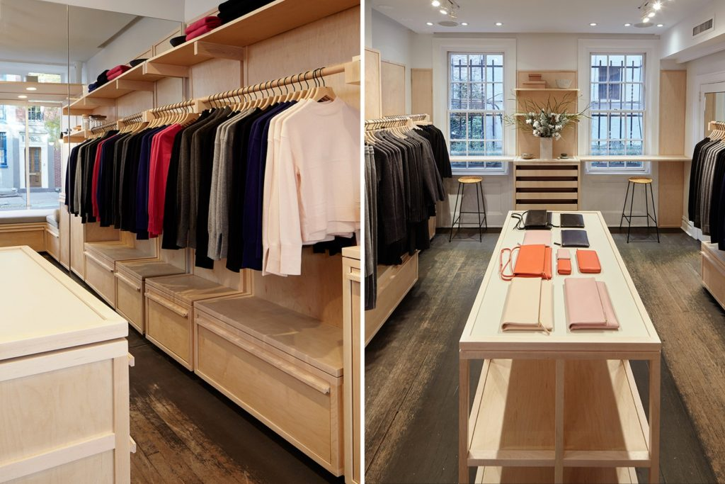 Inside the first Everyone Pop Up on Bleecker Street