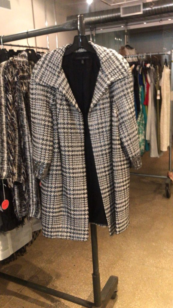 Carmen Marc Valvo Sample Sale