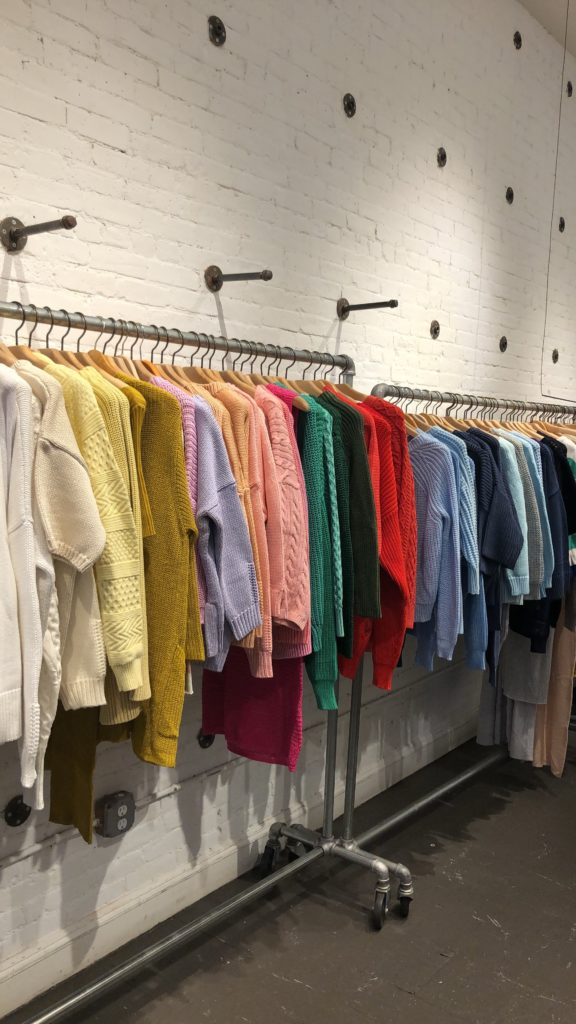 Franklin St. Sample Sale