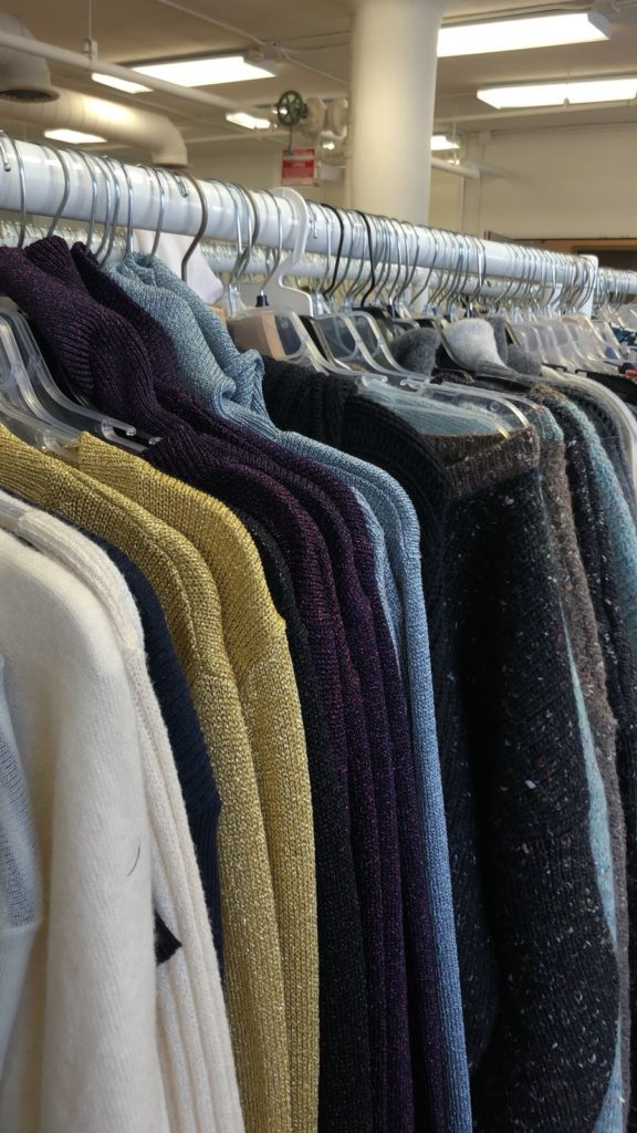 Creatures of Comfort Sample Sale
