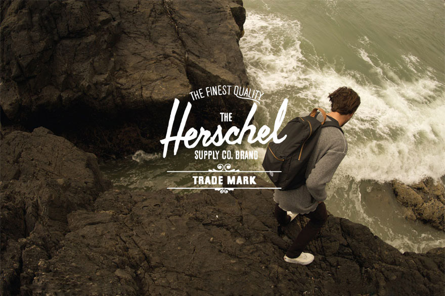 Herschel brand sample sale