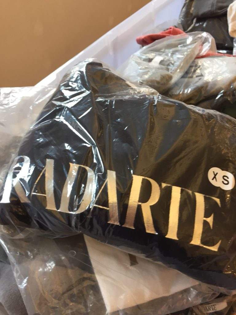 Rodarte Sample Sale
