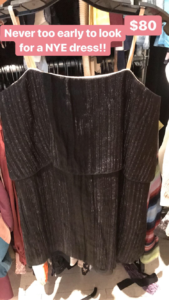 Herve Leger and BCBG Runway sample sale
