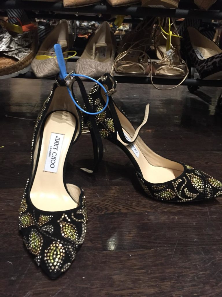 Jimmy Choo Sample Sale