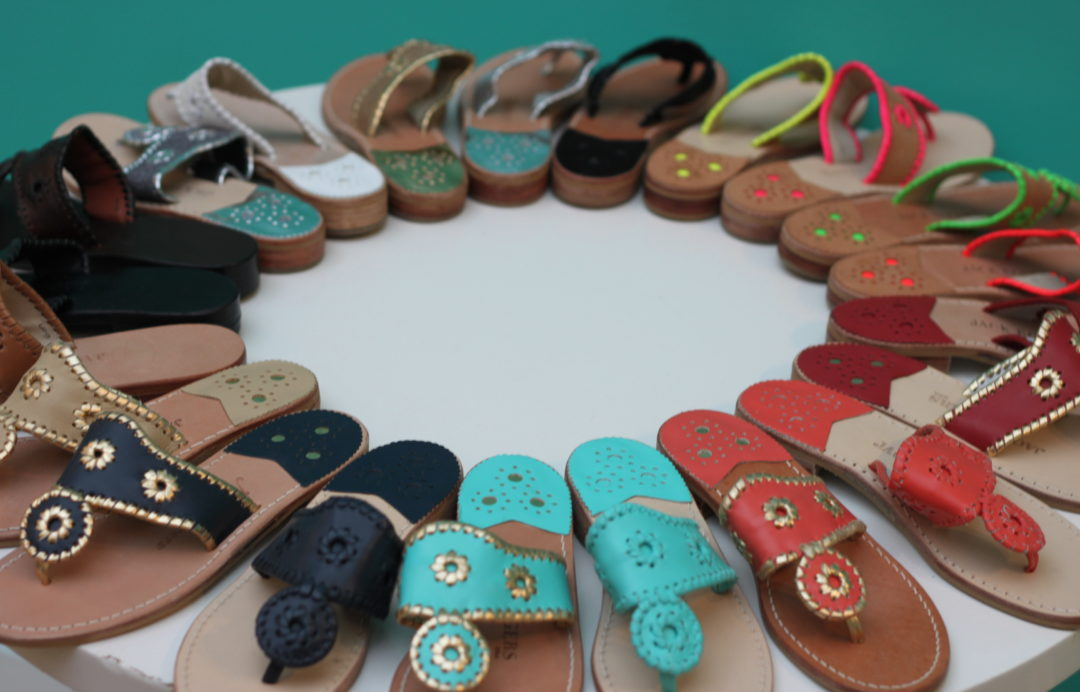 Jack Rogers Sample Sale