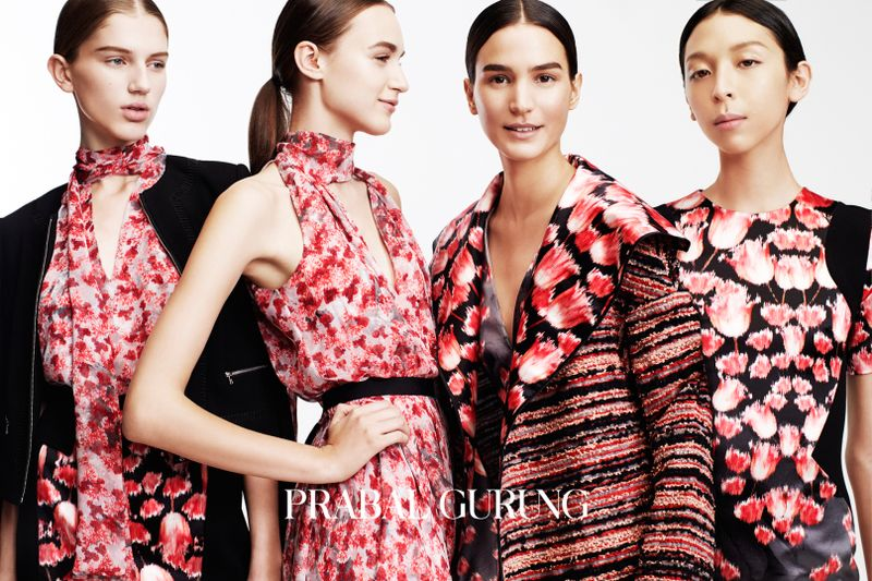 Prabal Gurung sample sale fall 2018